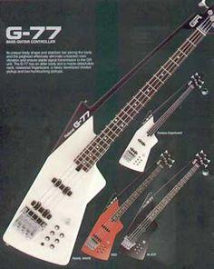 Roland Bass G-77