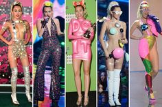 She's my choice for colonizing Mars (if I get go). 2015 MTV Video Music Awards: Here's Every Single Outfit Miley Cyrus Wore