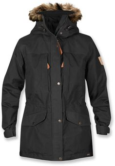 Fjallraven Sarek Winter Jacket - Women's - REI.com