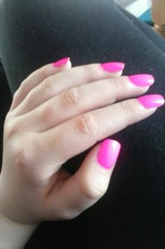 beatiful pink nails from primark ONLY £1