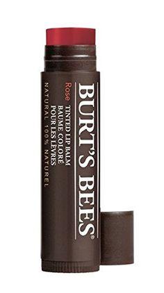 Burt's Bees® Tinted Lip Balm 4.25g Rose Review