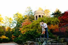 Longwood Gardens Engagement Photography | Kirsten & Brian » Mike Landis Photographer