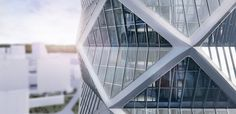 Guangzhou, China, SOM, Skidmore, Owings & Merrill, Poly International Plaza, Brian Lee, Beijing, tower, grid