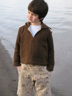 fairytale frocks and lollipops :: patterns by figgy's, beach bum hoodie and board shorts, boys shorts, boy hoodie, spring, fall, boy pattern, sewing, instant, e-pattern, downloadable pattern, pdf pattern, e-book, tutorial