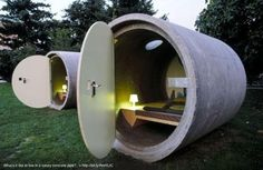 Could this be a solution for the homeless?...