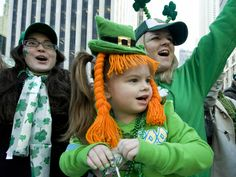 Best Family-Friendly Activities In Los Angeles For St. Patrick's Day2014 - CBS Los Angeles Several locations at the link...
