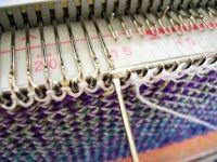 Machine Knitting 101: single bed