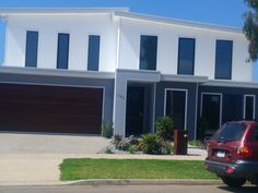 Full length windows Garage Doors, House Ideas, Windows, Outdoor Decor, Home Decor, Decoration Home, Room Decor, Home Interior Design, Carriage Doors