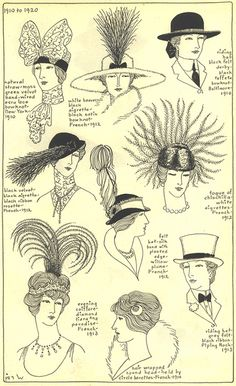 History of Hats   Gallery - Chapter 20 - Village Hat Shop
