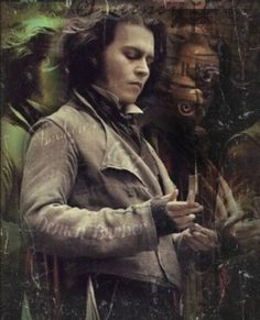 HE'S NOT A DEMON BARBER! He's a misunderstood innocent man who never wanted anything in this world except his wife & daughter Johnny Depp Characters, Tim Burton Characters, Johnny Depp Movies, Johnny Movie, Tim Burton Art, Tim Burton Films, Sweeney Todd, Johnny Depp Quotes, Mrs Lovett