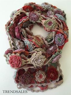 Sophie Digard - Beautiful scarf in wool