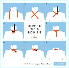 how to tie a bow tie ( #mensstyle #diy #howto #fashion #style ) | H U M Λ N™ | нυмanΛCOUSTICS™ | н2TV™