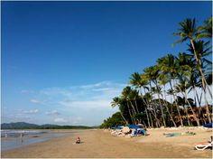 Qué ver en Costa Rica - Playa de Tamarindo