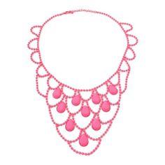 chandelier necklace - Hallelu
