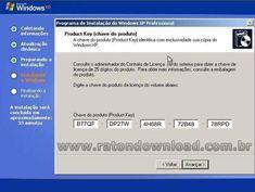 Windows xp sp2 serial original