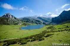 Santuario y Lagos de Covadonga (Picos de Europa, Asturias)   Sitios de España