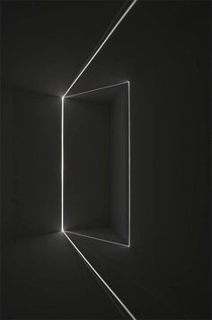 Chris Fraser's Light Instalations.