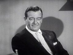 """John Wayne says it best in this short clip video about why he loves """"America the Beautiful!"""""""