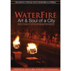 WaterFire: Art & Soul of a City (dvd_video)