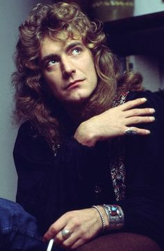 Robert Plant, although I have to Photoshop out the cigarette with my eyes by squinting.