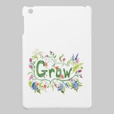 Grow iPad Mini Cases
