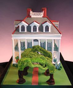 Plantation - Charm City Cakes - Duff Goldman - Ace of Cakes