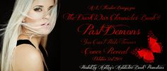 Ashley's Addictive Book Blog: Cover Reveal for Past Demons By A.L Kessler