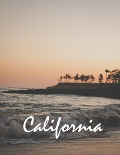 California, I grew up in Southern California in the Los Angeles area and spent several summers in San Francisco while growing up. I love California
