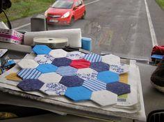 Smicka dekor: Babiččina zahrádka v kamionu