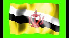 Brunei Waving Flag Green Screen Animation - Free Royalty Footage Free Footage, Brunei, Royalty, Flag, Animation, Green, Royals, Science, Animation Movies