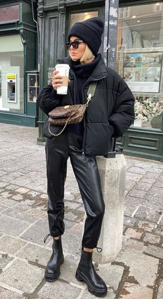 Casual Winter Outfits, Winter Fashion Outfits, Look Fashion, Fall Outfits, Cosy Winter Outfits, Mode Outfits, Chic Outfits, Trendy Outfits, Girly Outfits