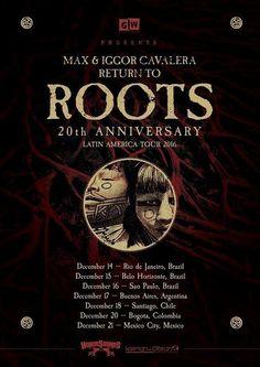 """Max & Igor Cavalera anuncian la gira latinoamericana """"Return To Roots"""" http://crestametalica.com/max-igor-cavalera-anuncian-la-gira-latinoamericana-return-to-roots/ vía @crestametalica"""