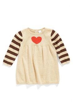$16.19 Nordstrom Baby Cotton Sweater Dress (Baby Girls)