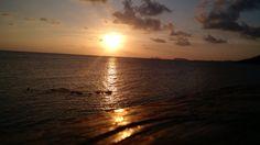 Sunset at Koh Pha Ngan - Thailand