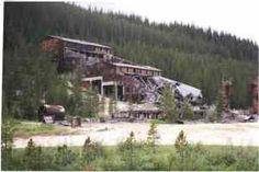 Coolidge Beaverhead Co 25 miles west of Polaris  many building still left, silver 1873