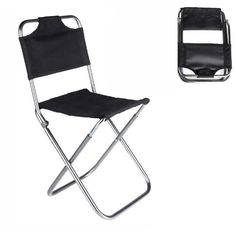 New Portable Folding Chair Aluminum Camping Fishing Chair with Backrest Carry Bag Black Chairs Sport and Outdoor YingYing http://www.amazon.com/dp/B00K2JWB74/ref=cm_sw_r_pi_dp_x2buub1FTA0SS