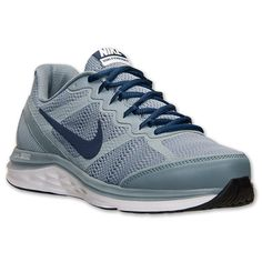buy online 07a50 a14d5 Men s Nike Dual Fusion Run 3 Running Shoes   Finish Line   Magnet Grey Mid