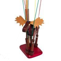 Wooden Marionette - Moose