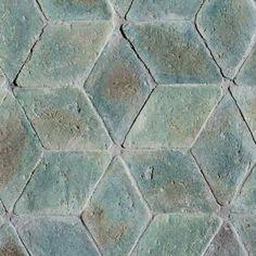 Perini Coloured Tiles - Green Tile Collection