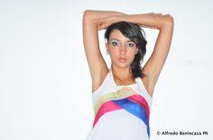 Intarsio_ HanselGretel Silk Tank Top