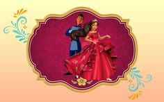 Elena of Avalor: Big wallpapers with main characters Royal Guard, New Shows, Background Patterns, Backdrops, Disney Characters, Fictional Characters, Cartoon, Disney Princess, Wallpaper