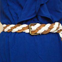 Braided Belt Tutorial | Braided belt, Sewing tutorials, Belt