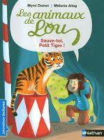 Bruxelles * Vega: Premières lectures: Les Animaux de Lou