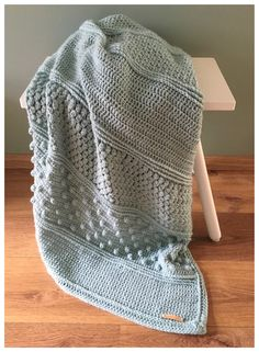 Droomdeken Colour Crafter – Crearies Easy Knitting Patterns, Crochet Stitches Patterns, Baby Blanket Crochet, Crochet Baby, Beginner Crochet Projects, Crochet Instructions, Diy Crochet, Creations, Blankets