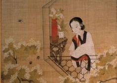 Lady Mirroring Peach Blossoms (1000 parça puzzle) Ricordi puzzle 32,50 TL 31,53 TL (%3.00 havale indirimi) Peach Blossoms, Puzzle Pieces, Jigsaw Puzzles, Museum, Fine Art, Chinese, Painting, Live, Grim Reaper