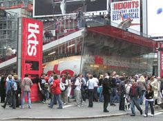How to Skip the Line at TKTS Booth and Other Broadway Ticket Tips