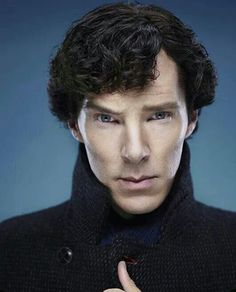 One of my absolute FAVORITE characters ever! Well done, Benedict Cumberbatch as Sherlock!