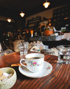 frshgrnd.com, Seoul cafes