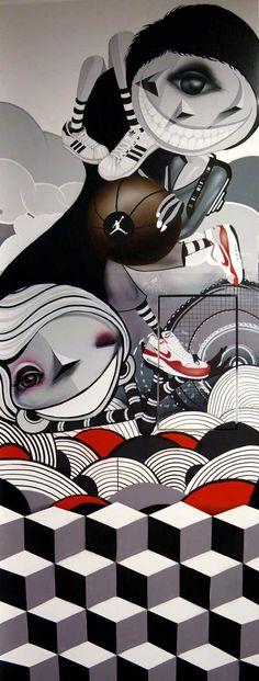 Street Artist: Wake in Thessaloniki