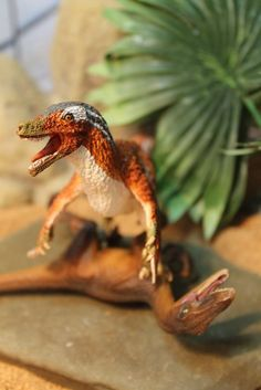 Velociraptor (Wild Safari by Safari Ltd.) | Dinosaur Toy Blog